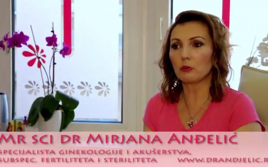 Dr Mirjana Anđelić – Ključ za lakši porođaj