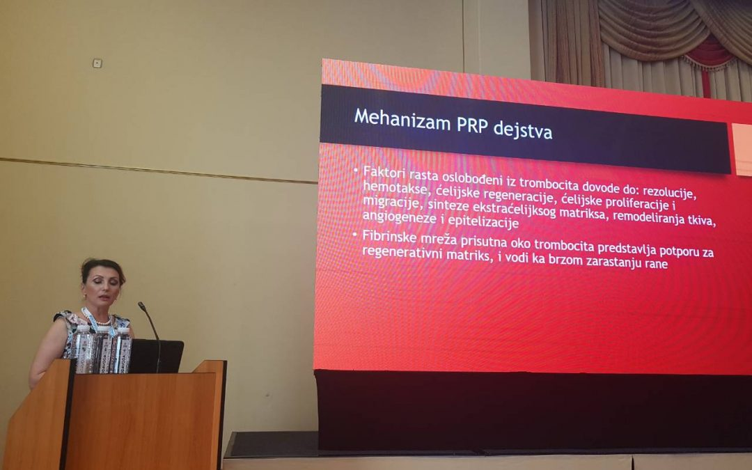 PRIMENA PLAZMA BOGATA TROMBOCITIMA PRP (Platelet Rich Plasma) U GINEKOLOŠKOJ PRAKSI
