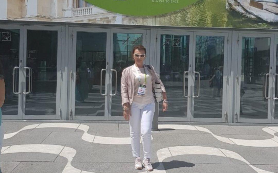 Dr Mirjana Anđelić – ESHRE 2019