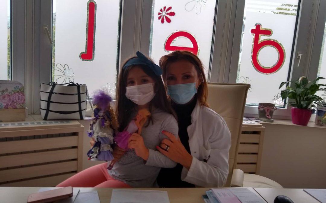 Najdraži i najvažniji posetioci ginekološke ordinacije Anđelić