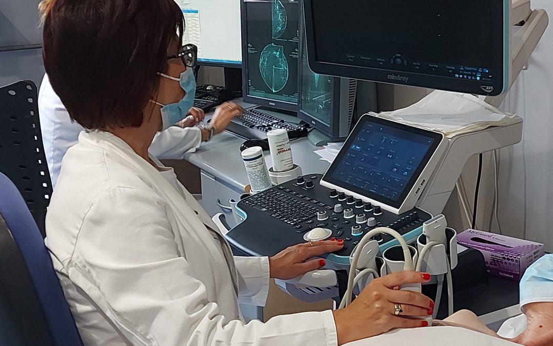 Docent dr Nataša Prvulović Bunović – ZAŠTO PREGLEDATI DOJKE? Oktobar međunarodni mesec borbe protiv raka dojke.